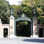 Lindenwood Linden Gate Entrance